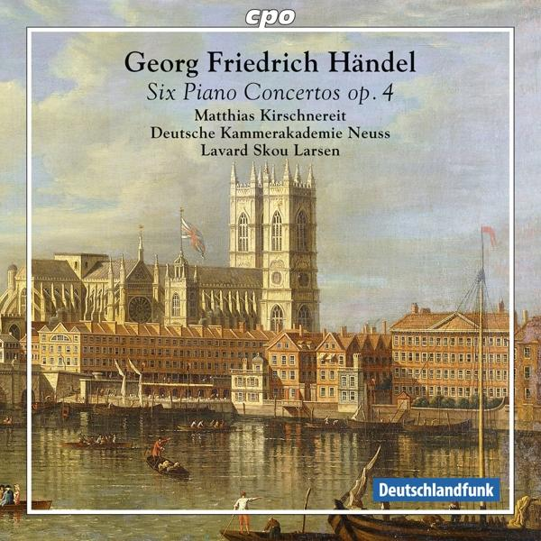 Studien zu Händel