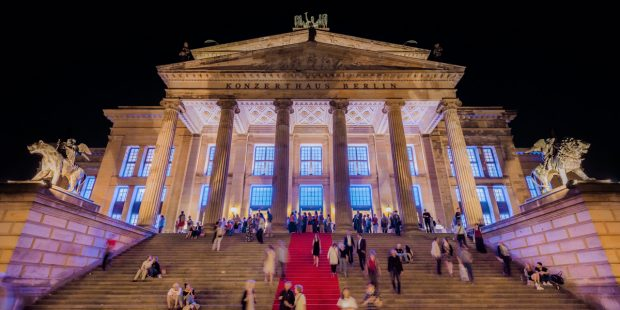 Konzerthaus Berlin © David von Becker