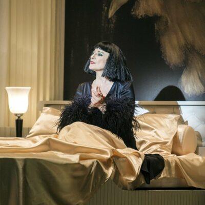 Cleopatra, die Potentatin von Pankow
