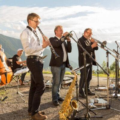 Konzerte mit Bergblick