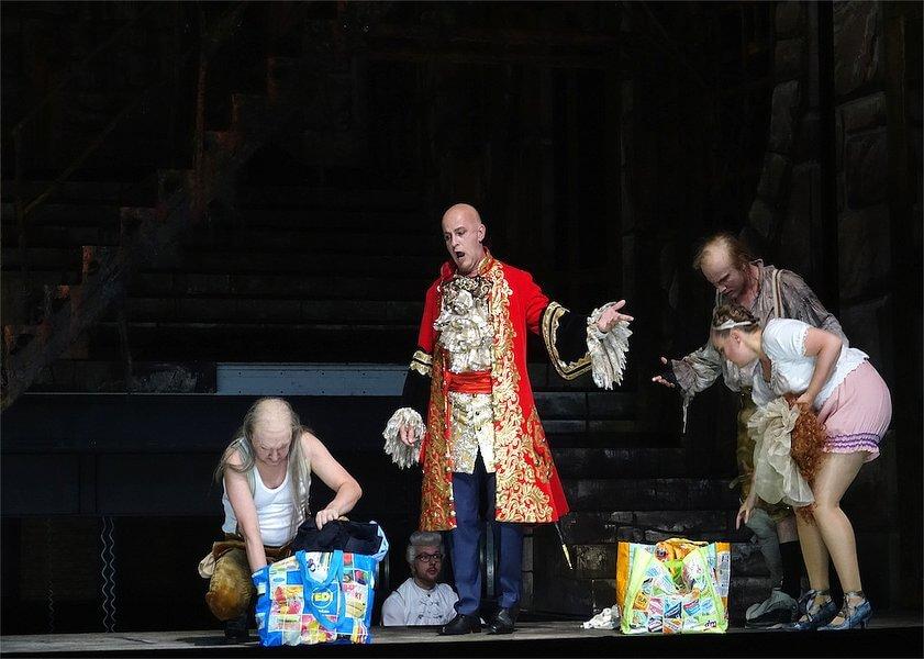 """Beethovens """"Fidelio"""" an der Oper Halle"""