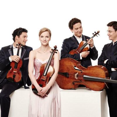 In der Welt vom … Schumann Quartett