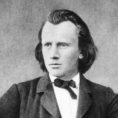 Heute wäre Brahms 185 Jahre alt geworden