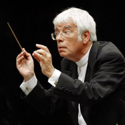 """""""Mister Bach"""" zum Geburtstag"""