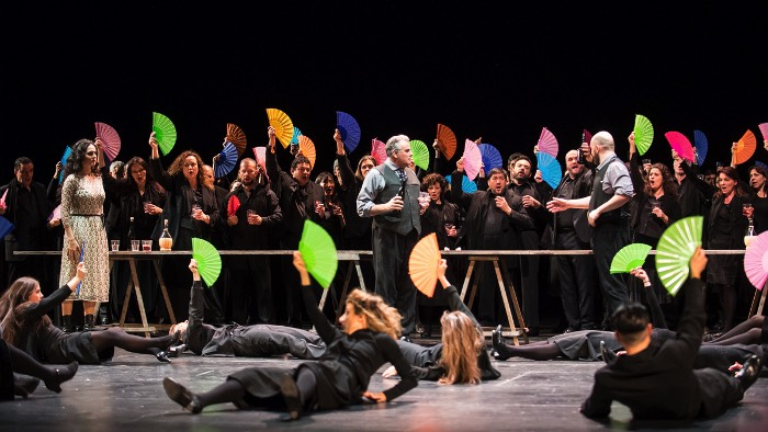 Cavalleria rusticana am Grand Théâtre Génève