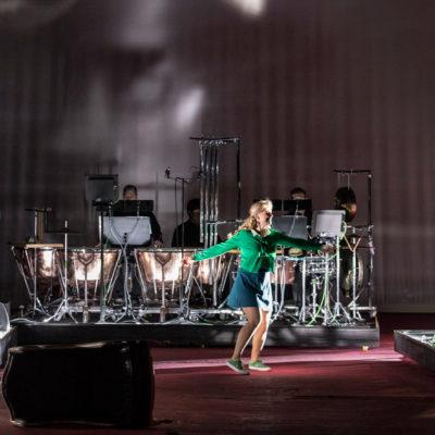 Hörtheater statt Multimediaspektakel