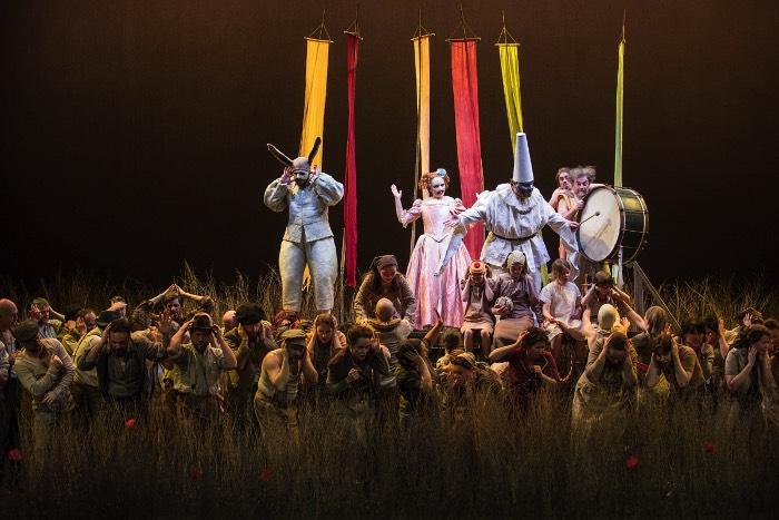 I Pagliacci am Grand Théâtre Génève