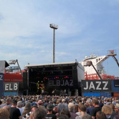 Den Jazz vom Stapel lassen