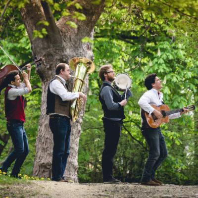 Lieder von Franz Schubert – neu frisiert