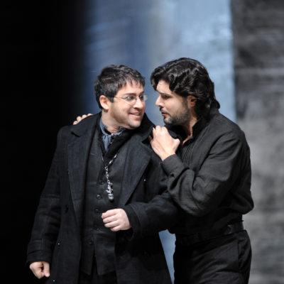 Verdi feiert die Freundschaft