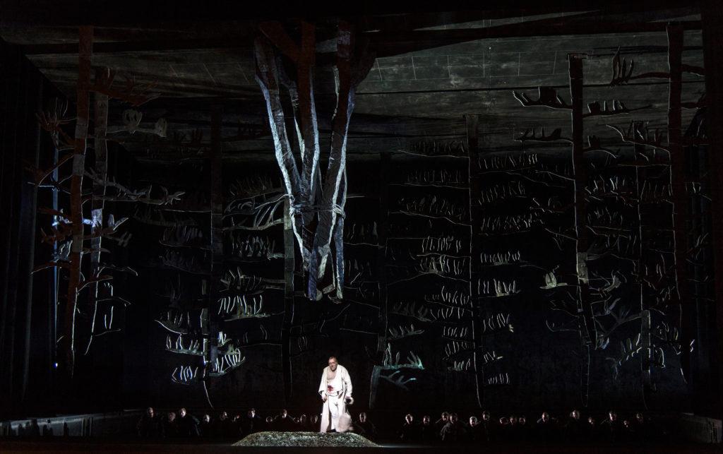 """Szenenbild aus """"Parsifal"""""""