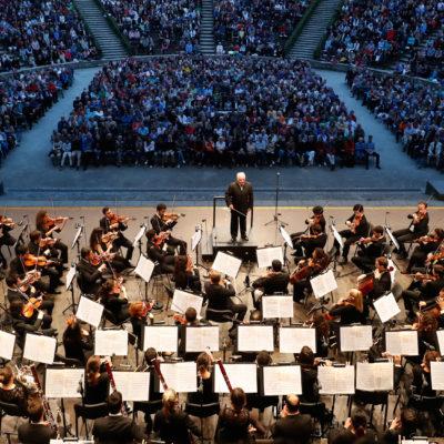 In der Welt von… West-Eastern Divan Orchestra