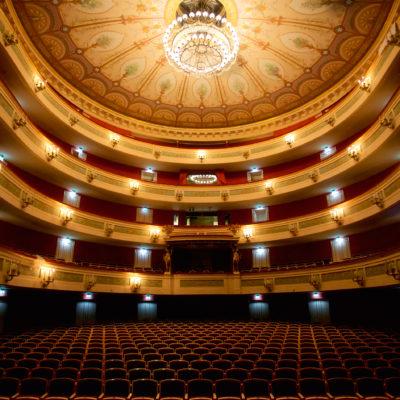 Gärtnerplatztheater München, Zuschauerrraum