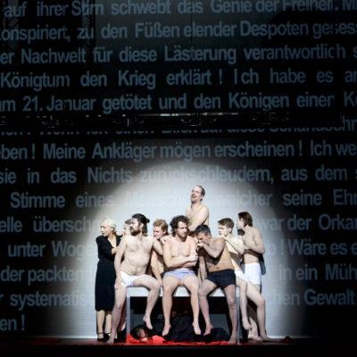 Lyrisches Musikdrama à la Brecht