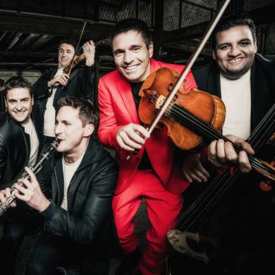 Ensemble-Achse Wien-Berlin