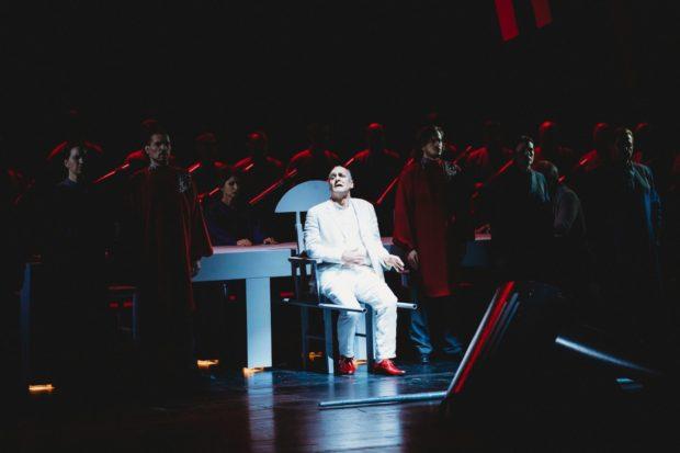 """Richard Wagners """"Parsifal"""" in der Inszenierung von Furore di Montegral."""
