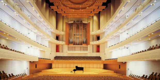 Konzertsaal KKL Luzern