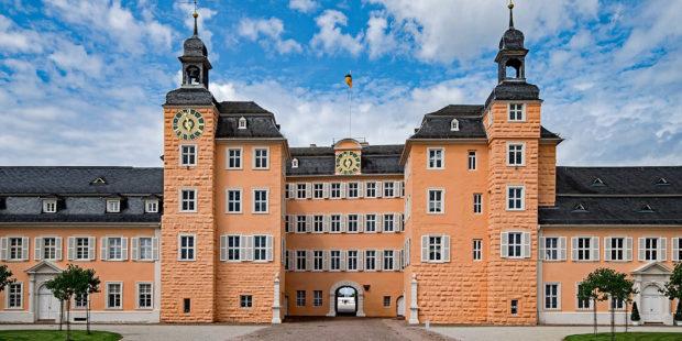 Einst Sommerresidenz der Mannheimer Kurfürsten: Schloss Schwetzingen
