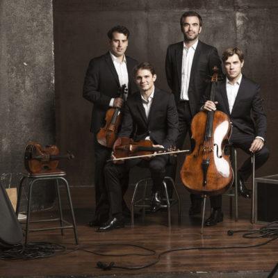 … Quatuor Modigliani