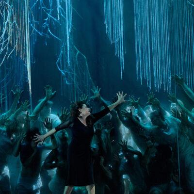 Unbeschwerte Zeiten: Im letzten Jahr glänzte Cecilia Bartoli als Alcina bei den Salzburger Festspielen