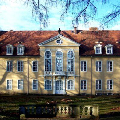 Oberlichtenau Schloss
