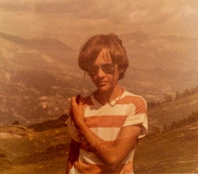 Jugend in der Provence