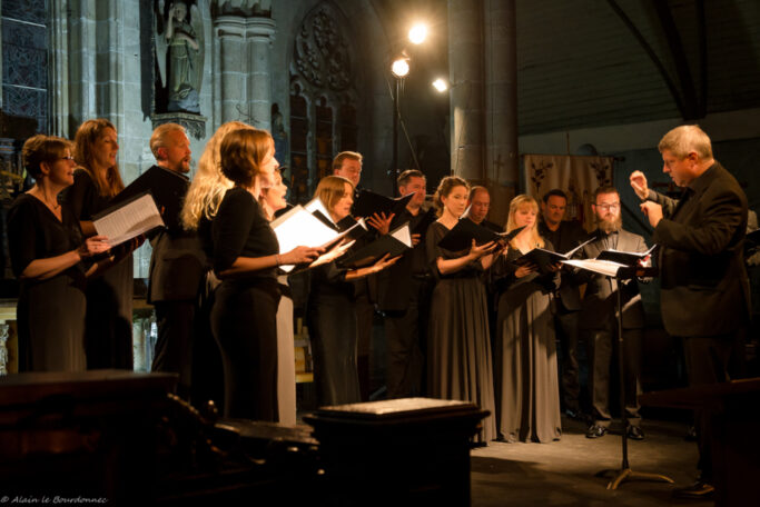 Stephen Rice und das Brabant Ensemble