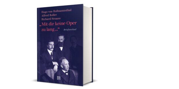 """Cover """"Mit dir keine Oper zu lang …"""""""