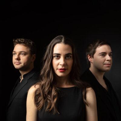 Ana de la Vega (Flöte), Ramón Ortega Quero (Oboe), Alexander Sitkovetsky (Violine)