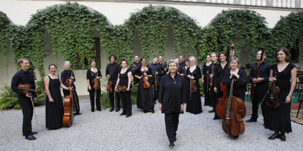 L'Orfeo Barockorchester mit Michi Gaigg