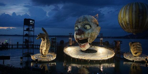 """""""Rigoletto"""" bei den Bregenzer Festspielen"""